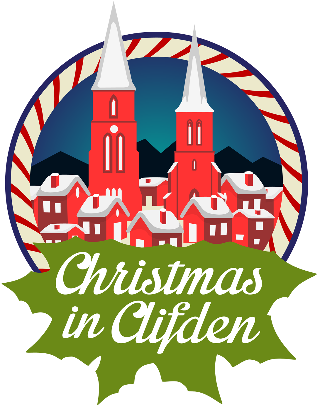 Christmas in Clifden